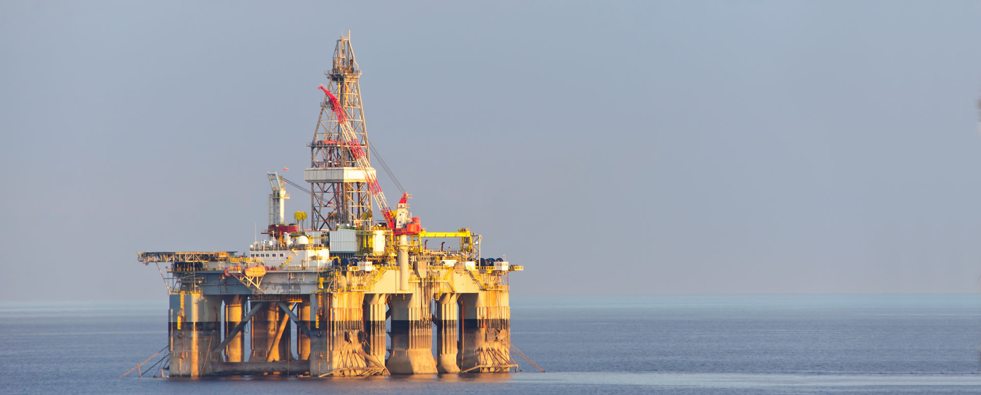 Oil and Gas platform cyprus
