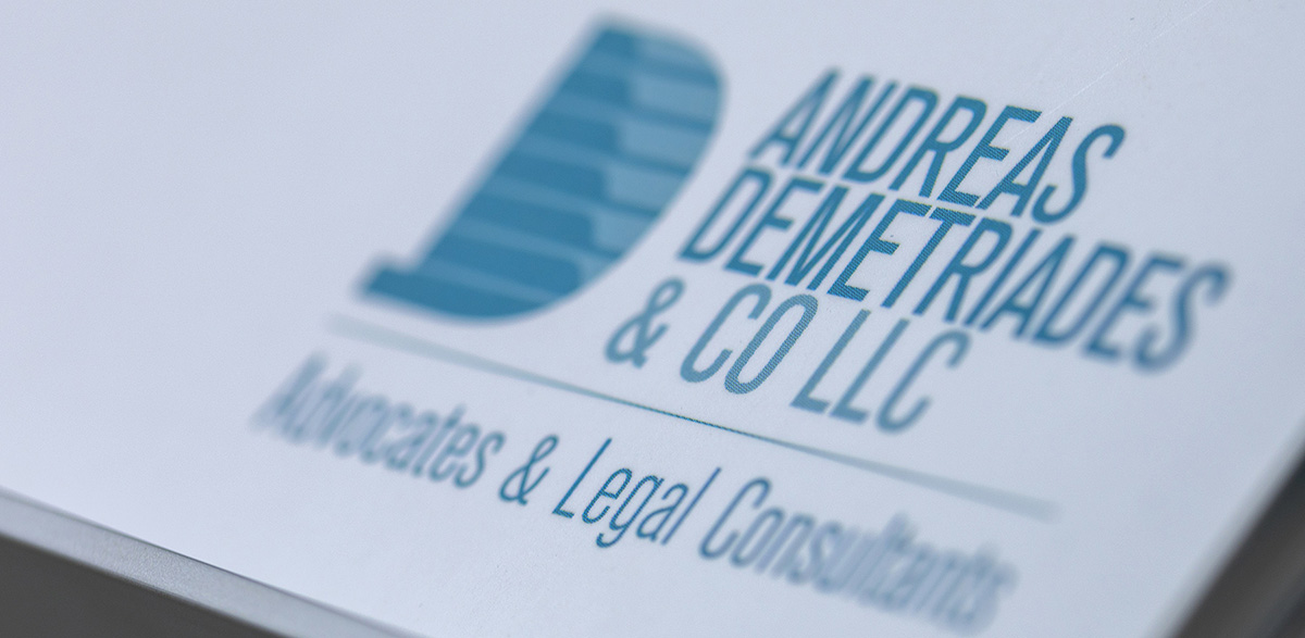 Demetriades legal consultants